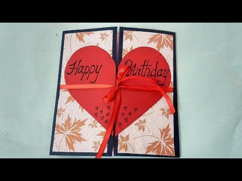Birthday card ideas for boyfriend