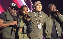 Black eyed peas names of members