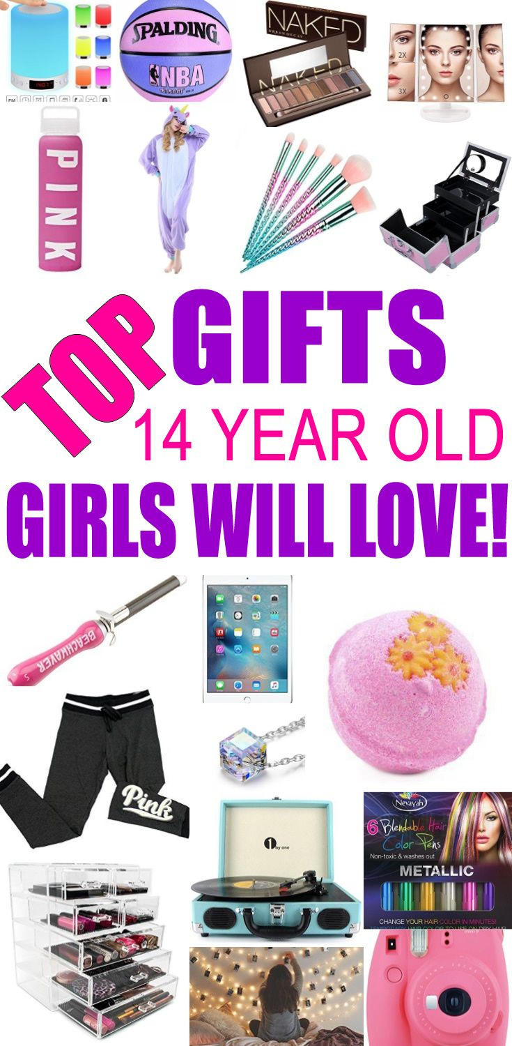 Present for 14 yr old girl