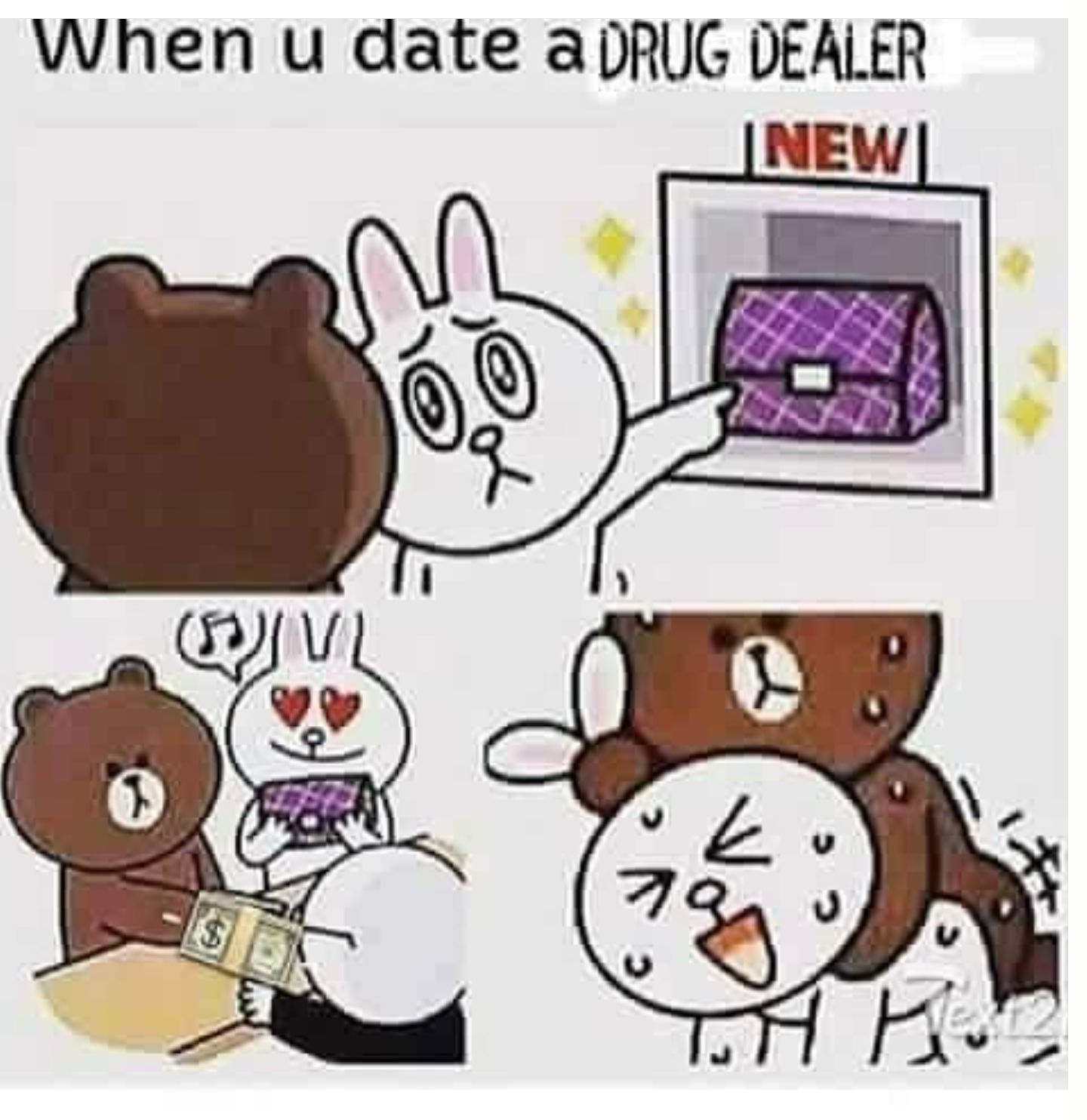 Rules to dating a drug dealer