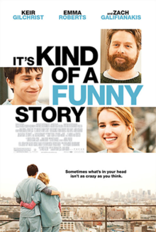 Its a funny story full movie