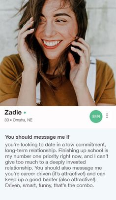 Best dating profiles funny