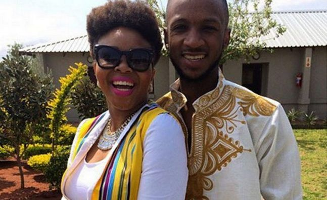 Celebrities who are dating in south africa