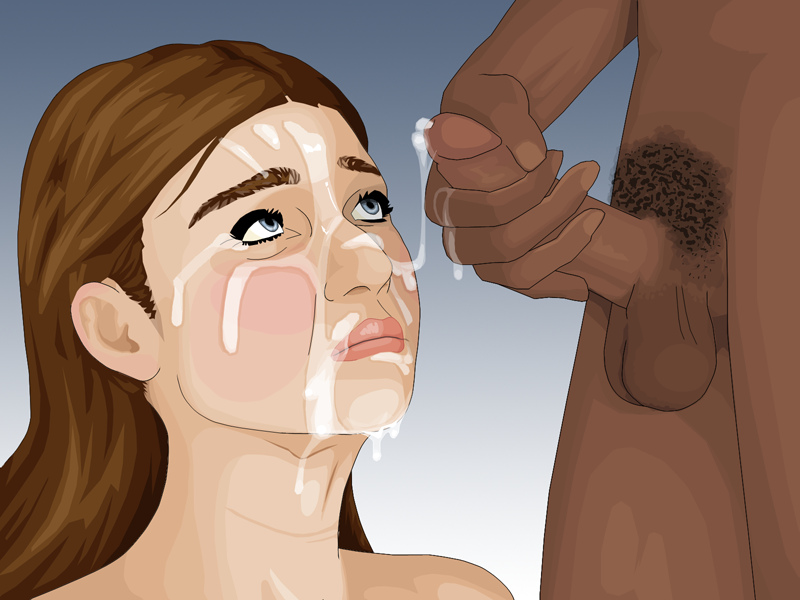 How to give a facial sex