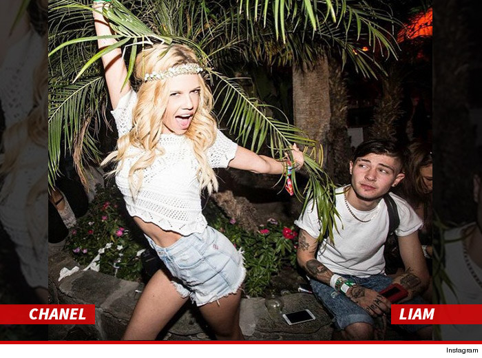 Chanel west coast dating drama