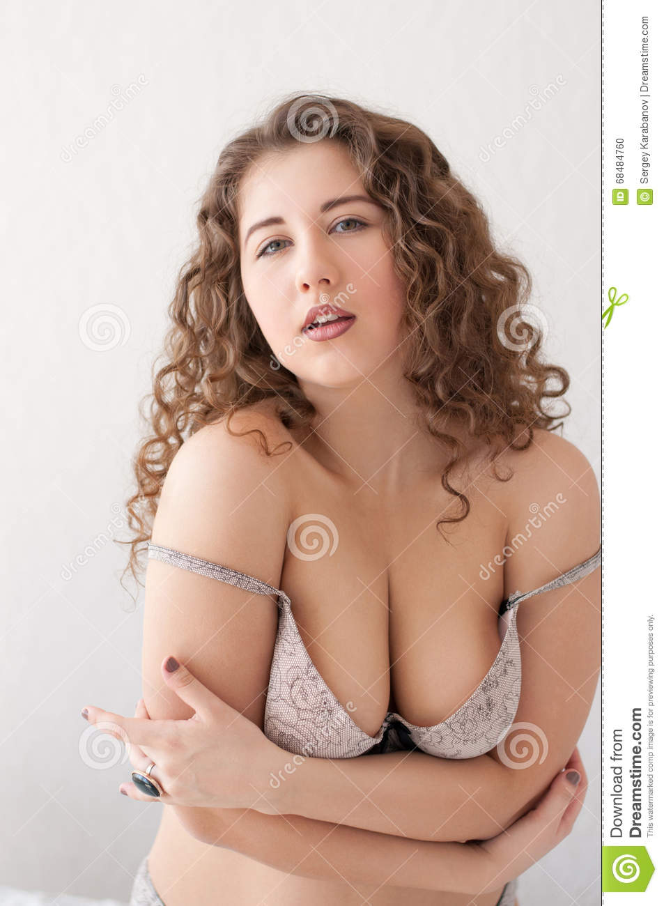 Chubby sexy models