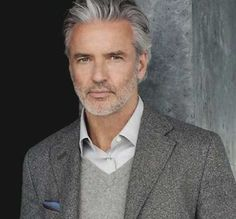 Cool haircuts for older men