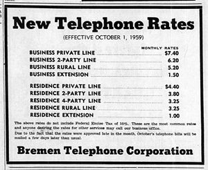 Telephone dating lines