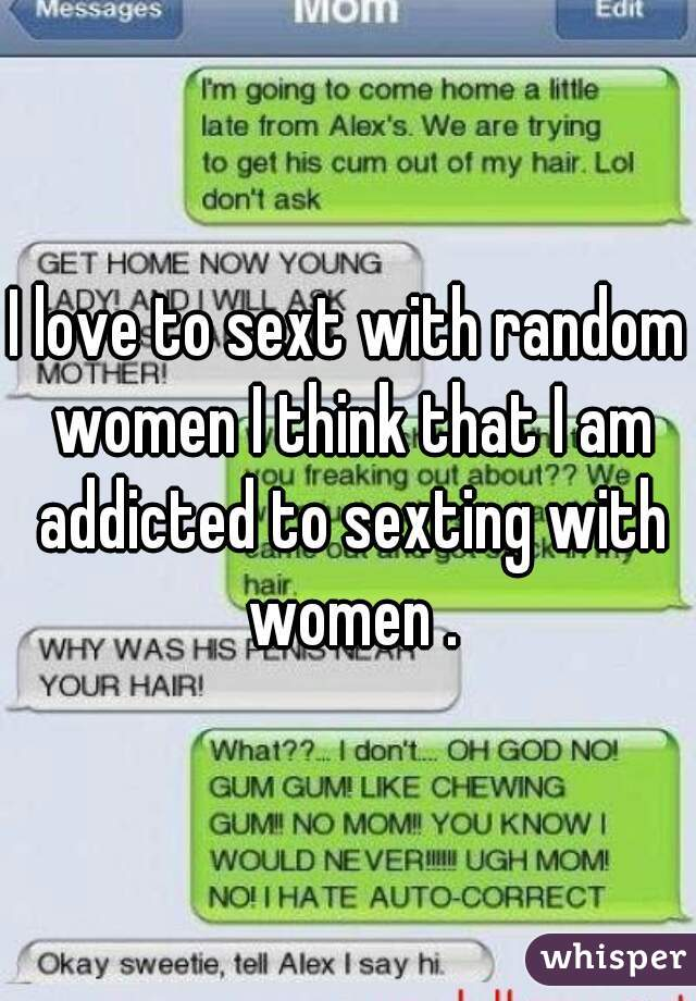 Womens numbers to sext