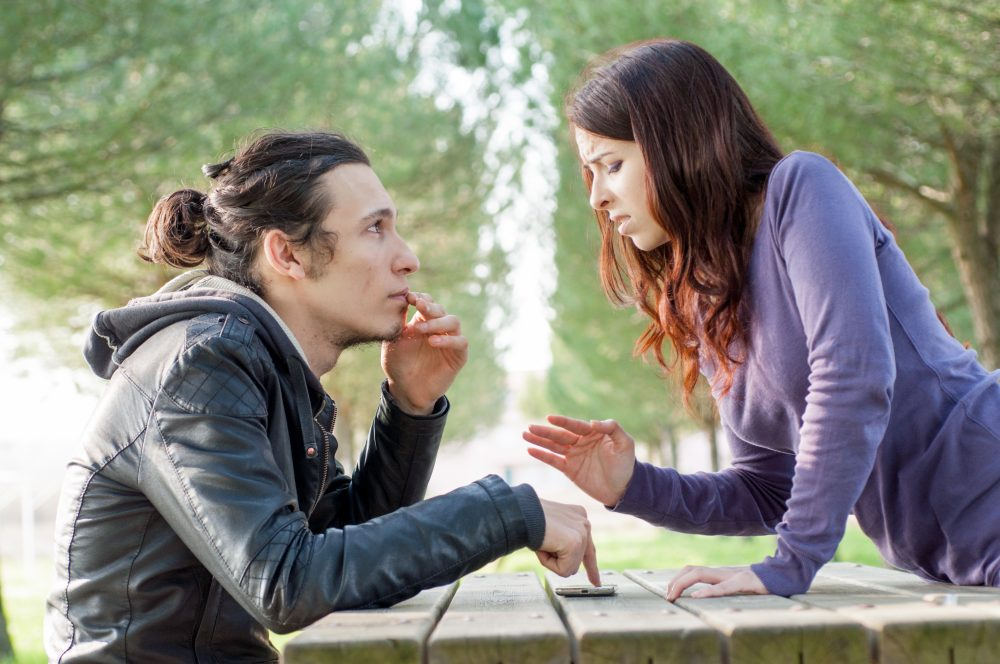 Dating early leads to problems