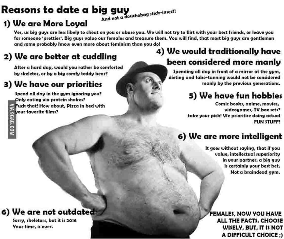Dating sites for big guys