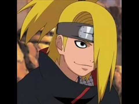 Deidara voice actor japanese