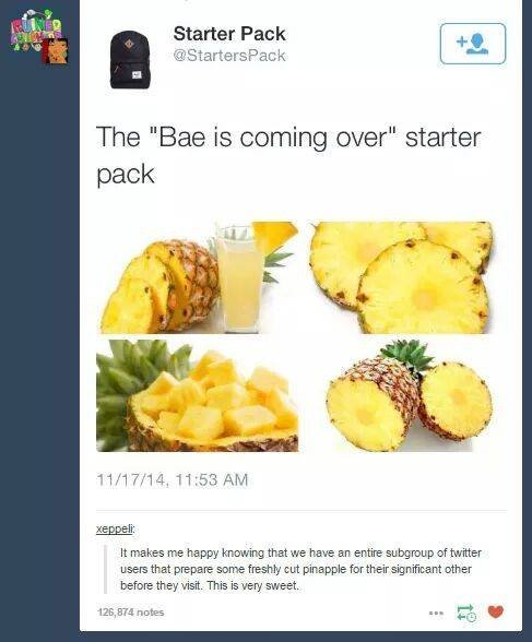 Does pineapple make your vagina smell good