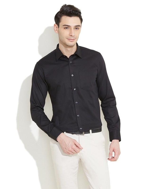 Dress shirts that go with black pants