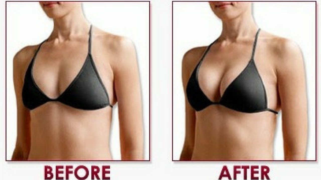How to grow breasts bigger and faster