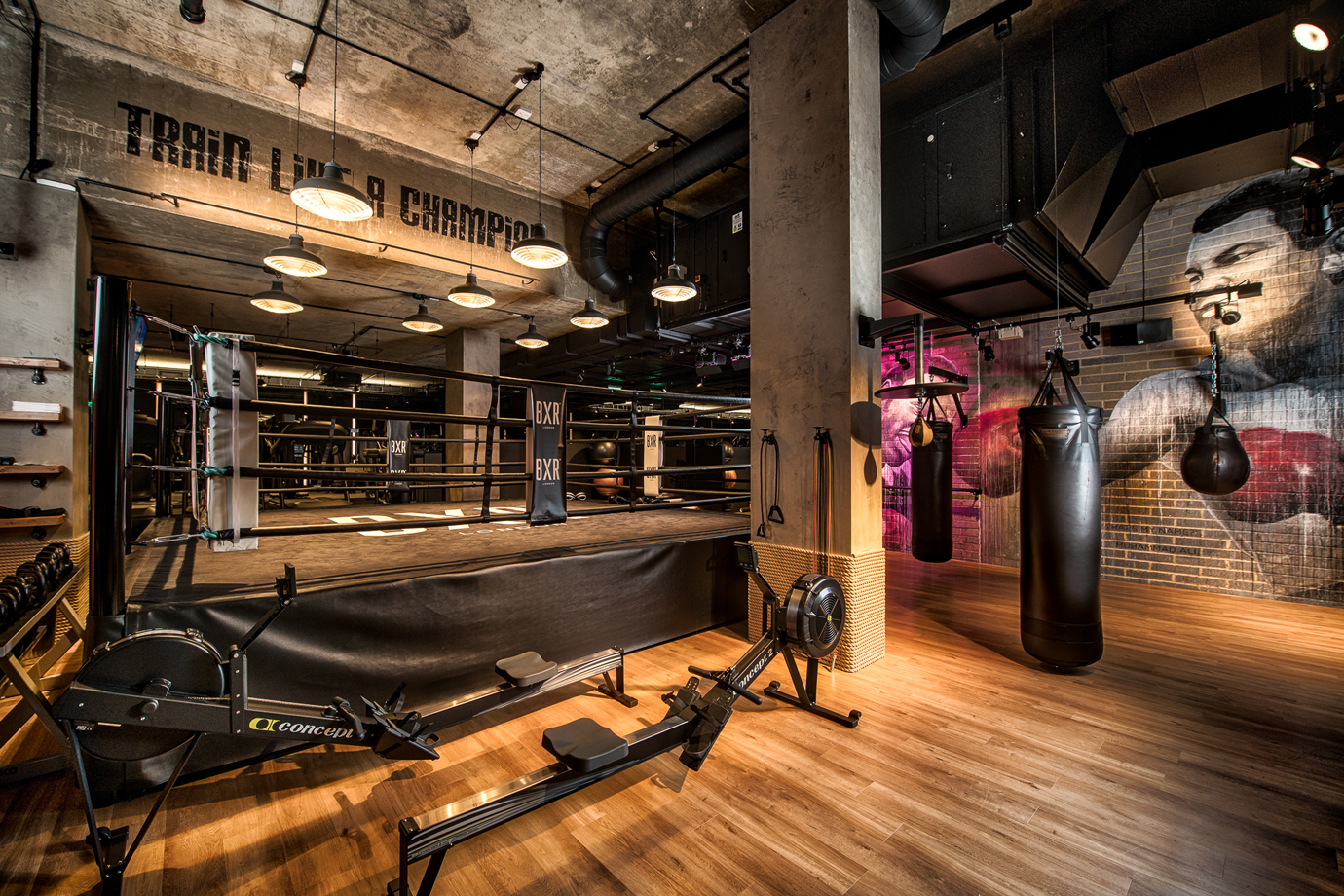 The most expensive gym in the world