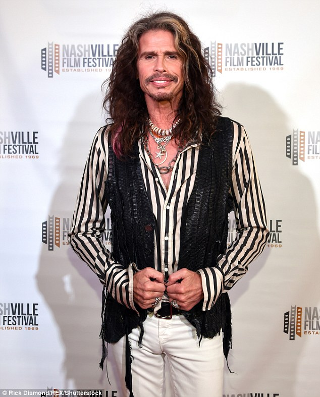 Who is steven tyler currently dating