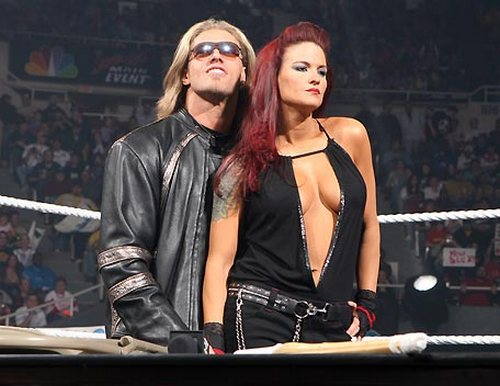 Edge and lita in ring