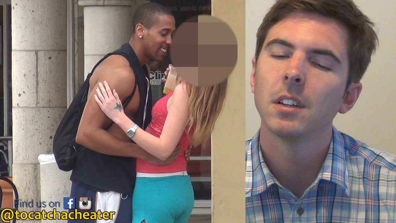 Ex girlfriend is dating a black guy