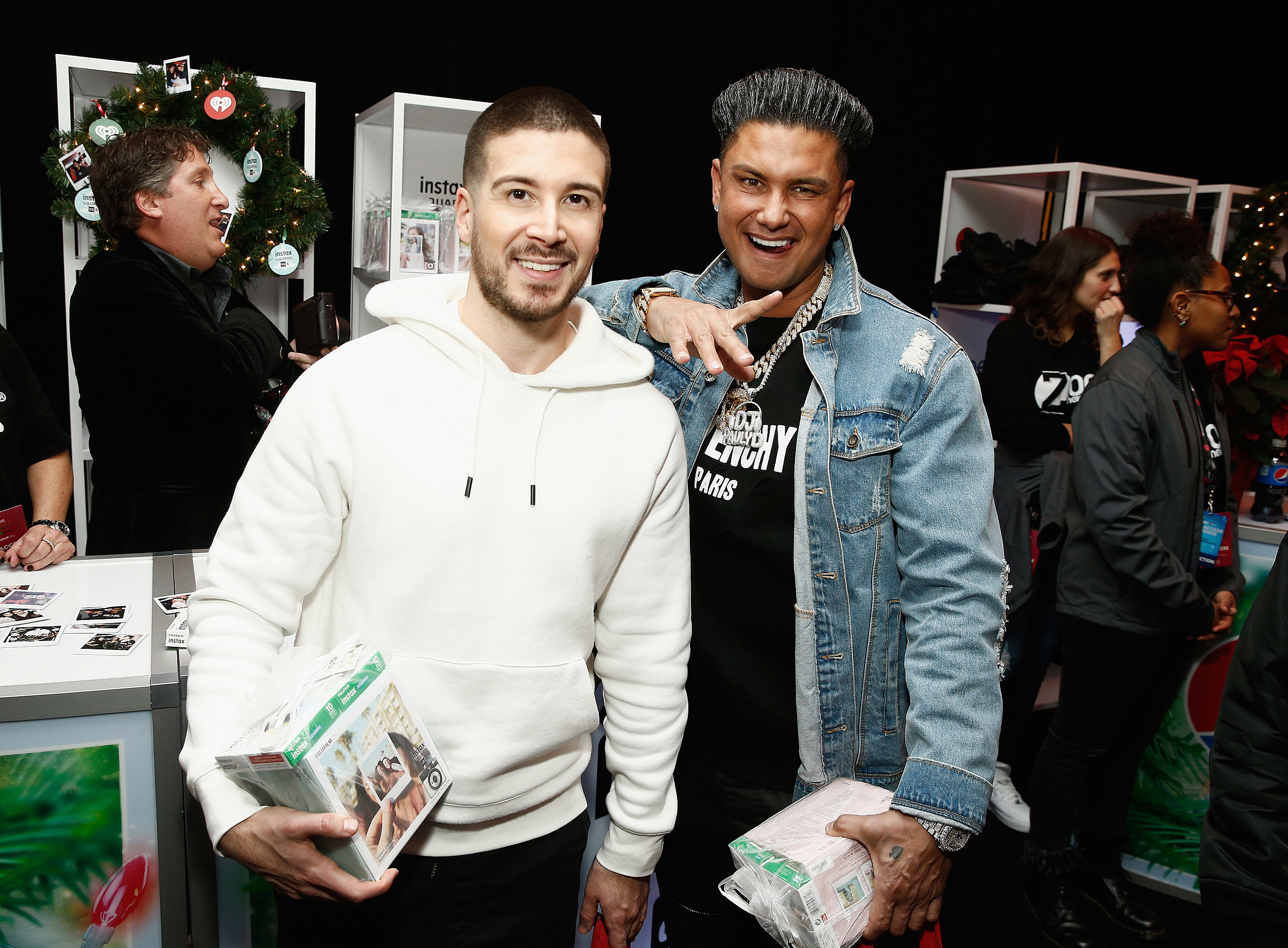 Vinny and pauly d dating