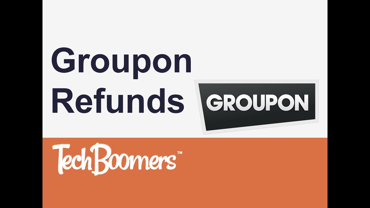 How to cancel groupon voucher