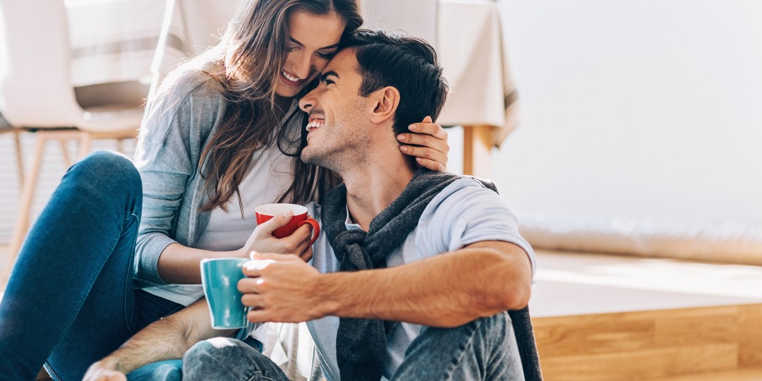 Moving from dating to relationship