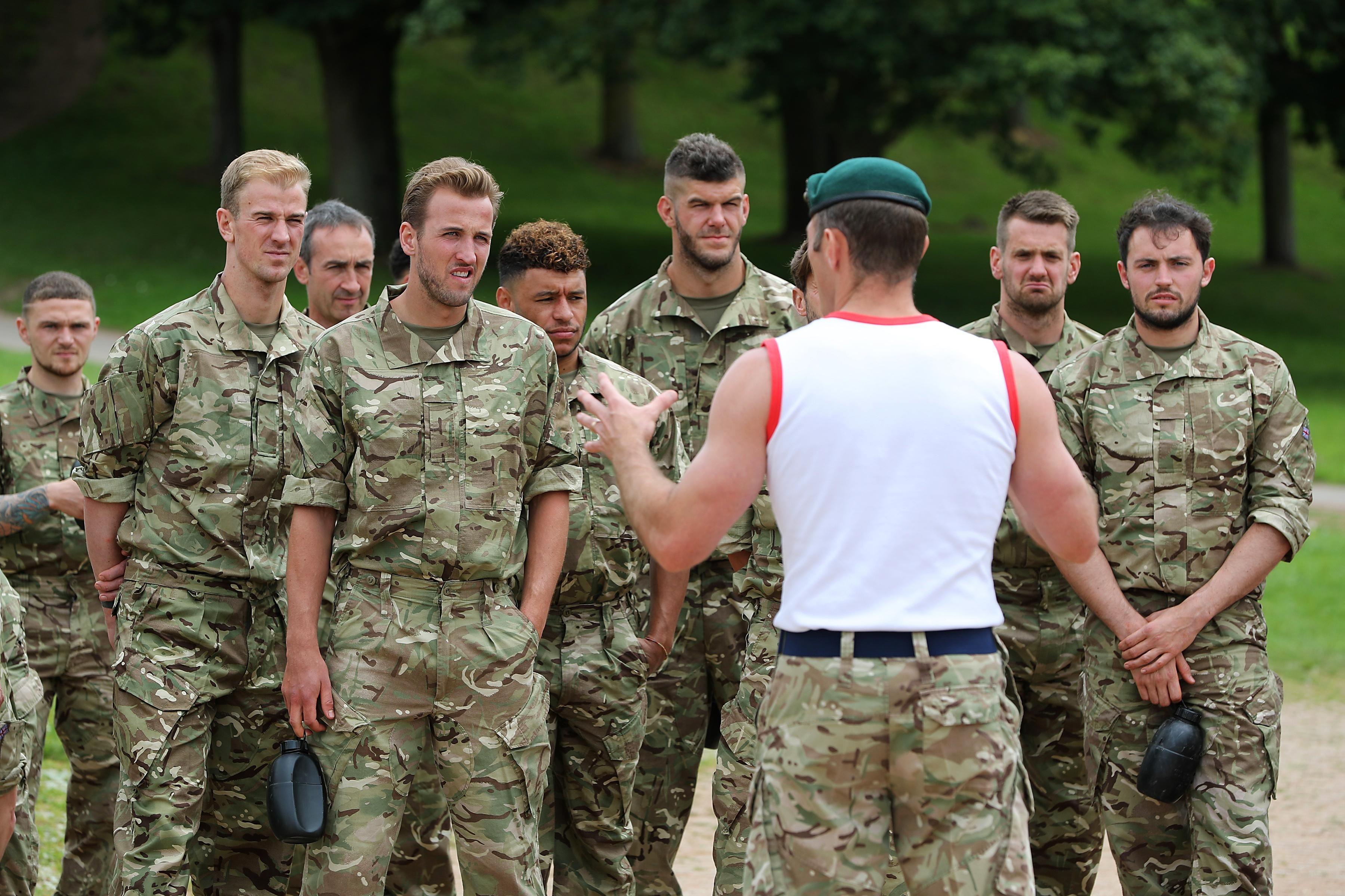 Life after the royal marines
