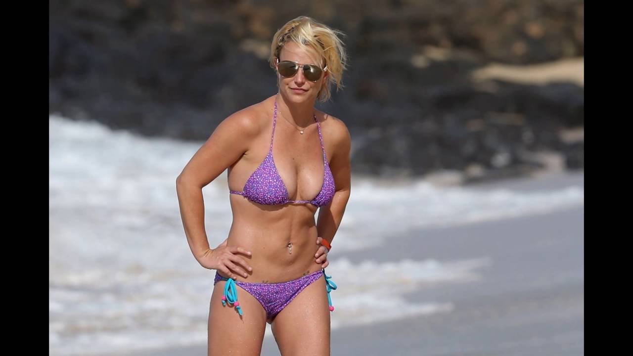 Britney spears nude at beach