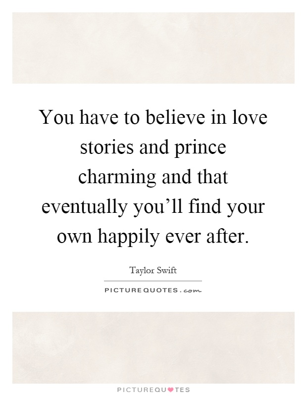 Find your prince charming