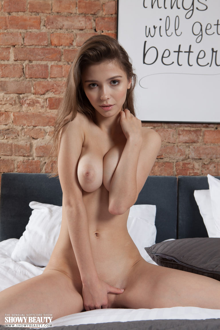 Fine young tits