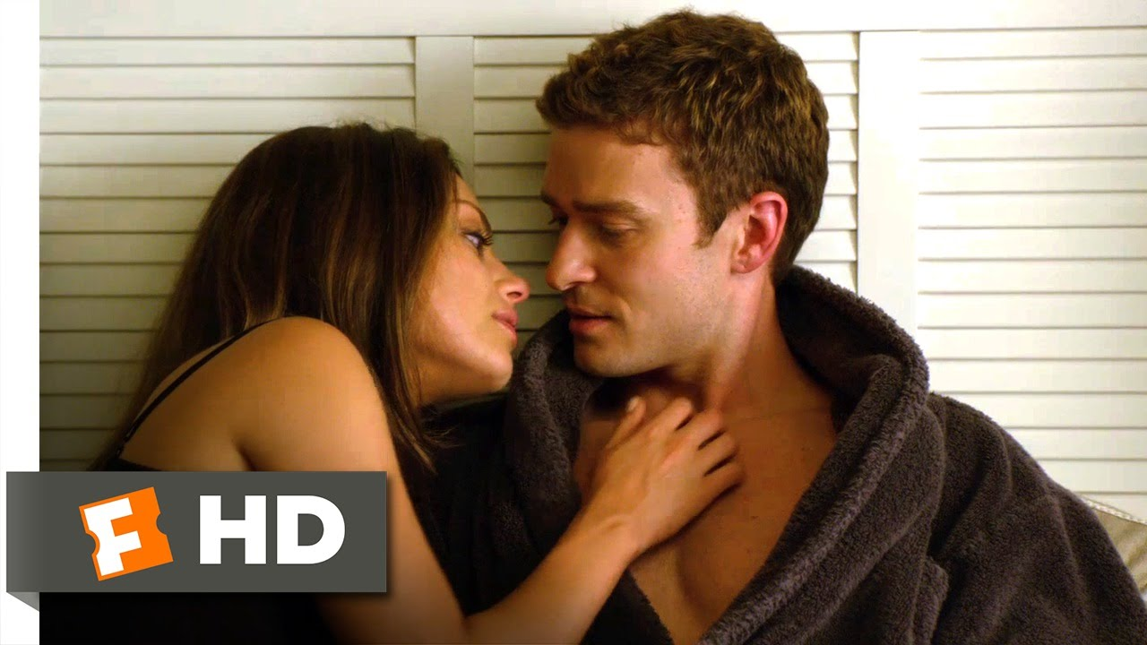 Friends with benefits scene love
