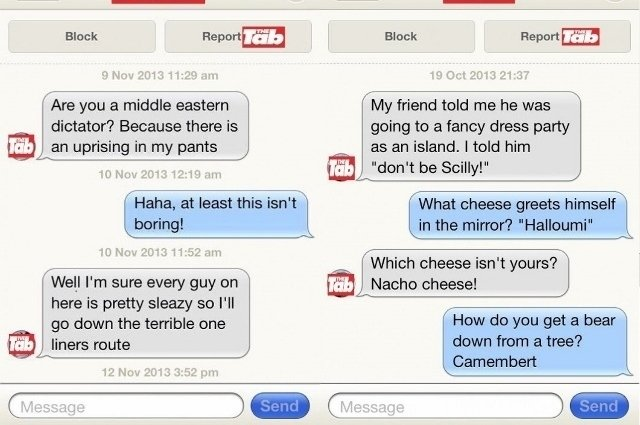 Funny topics to discuss with a girl