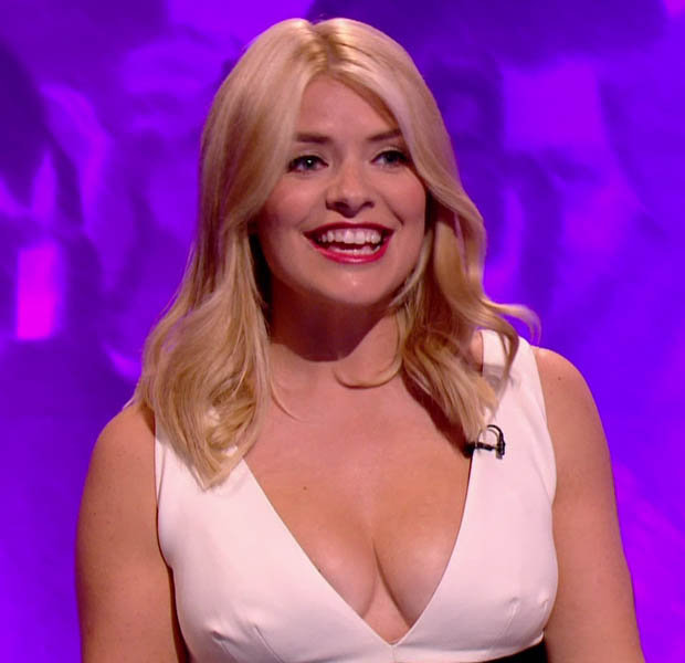 Holly willoughby big boobs