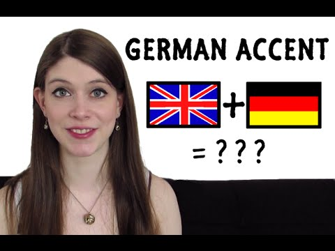 Hot german accent
