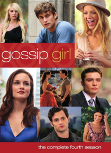 How many series of gossip girl are there