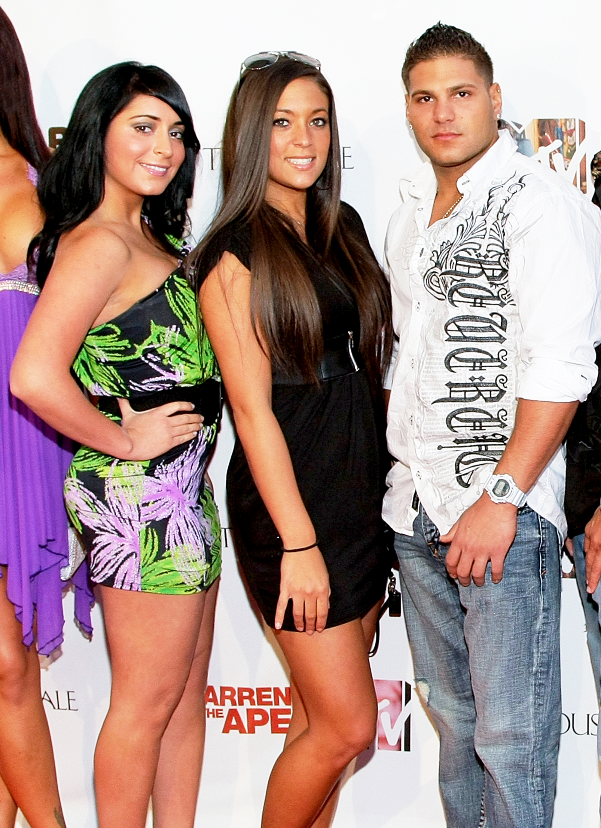 How old is sammi from jersey shore