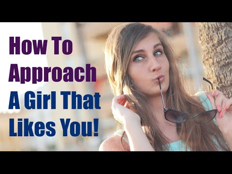 How to approah a girl
