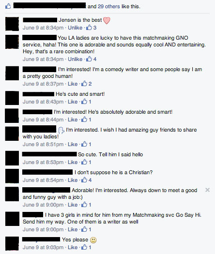 How to get a girl to like you on facebook
