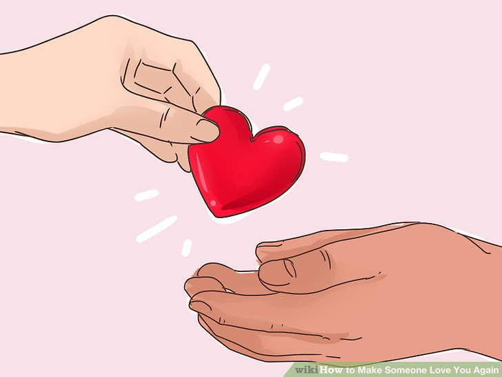 How to get someone love you