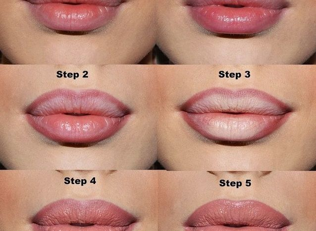 How to make your lips sexy
