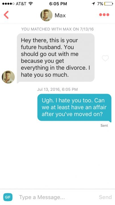 How to message girls on tinder
