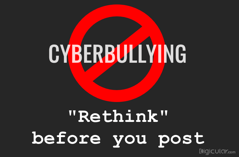 How to stop a cyber bully