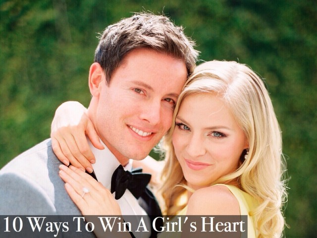 How to win a girl over from another guy