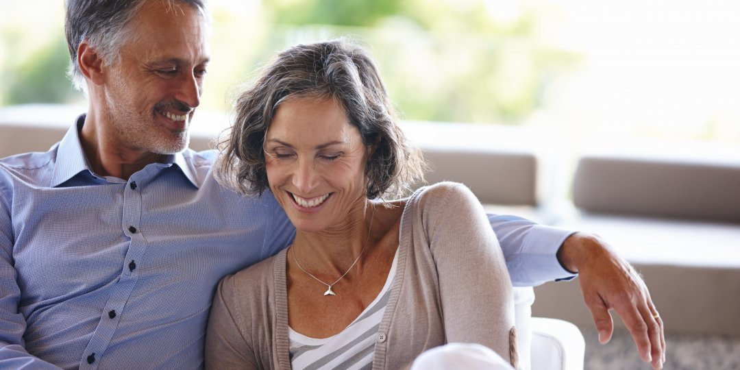 Internet dating service for the elderly