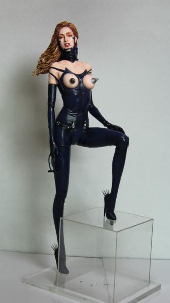 Latex doll suit