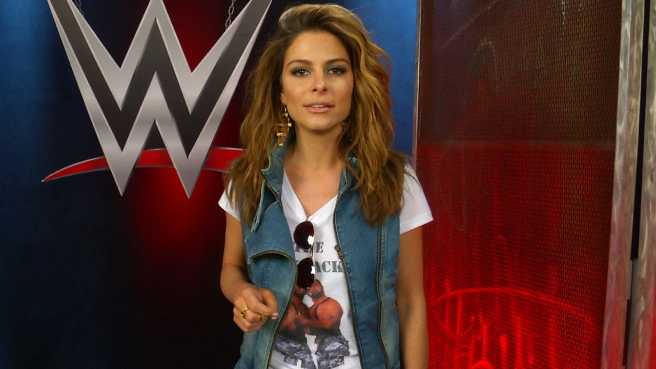Maria menounos channel one news