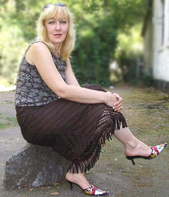 Mature russian women