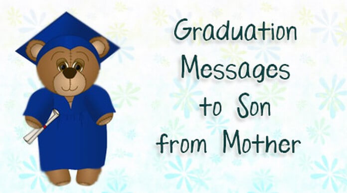 Message from parents to son