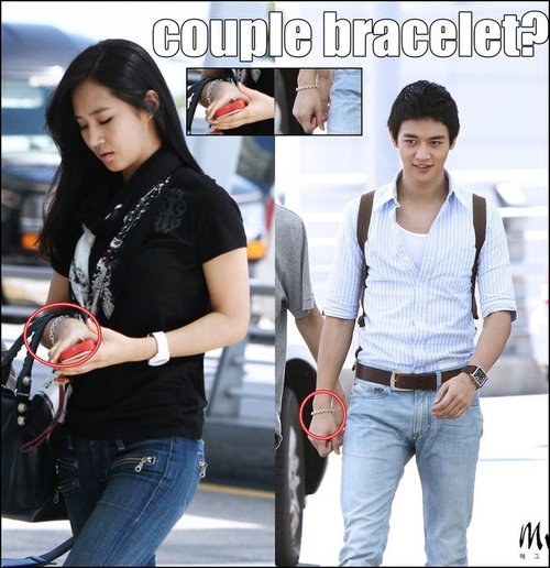 Minho and yuri dating