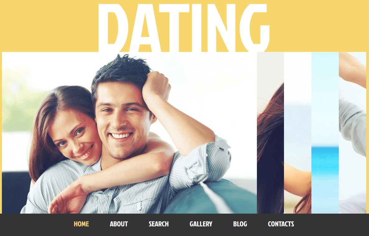 Pg dating pro theme